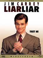 Liar liar /  Universal Pictures and Imagine Entertainment present a Brian Grazer production ; a Tom Shadyac film ; written by Paul Guay & Stephen Mazur ; produced by Brian Grazer ; directed by Tom Shadyac.