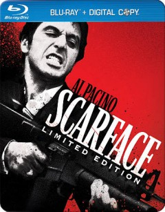 Scarface /  a Universal release ; screenplay by Oliver Stone ; produced by Martin Bregman ; directed by Brian De Palma ; screenplay by Martin Bregman. - a Universal release ; screenplay by Oliver Stone ; produced by Martin Bregman ; directed by Brian De Palma ; screenplay by Martin Bregman.