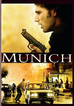 Munich /  directed by Steven Spielberg ; screenplay by Tony Kushner and Eric Roth ; produced by Kathleen Kennedy, Steven Spielberg, Barry Mendel, Colin Wilson ; director of photography, Janusz Kaminski ; a Universal Pictures and DreamWorks Pictures presentation in association with Alliance Atlantis Communications ; Amblin Entertainment.