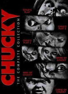 Curse of Chucky /  Universal 1440 Entertainment presents a David Kirschner production ; a Don Mancini film ; produced by David Kirschner ; written and directed by Don Mancini. - Universal 1440 Entertainment presents a David Kirschner production ; a Don Mancini film ; produced by David Kirschner ; written and directed by Don Mancini.