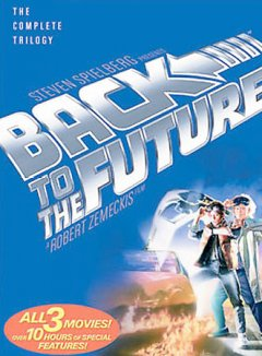 Back to the future : the complete trilogy [3-disc set] / Universal and Amblin Entertainment ; producer, Steven Spielberg [and others] ; written by Robert Zemeckis and Bob Gale ; directed by Robert Zemeckis. - Universal and Amblin Entertainment ; producer, Steven Spielberg [and others] ; written by Robert Zemeckis and Bob Gale ; directed by Robert Zemeckis.