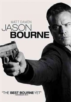 Jason Bourne /  written by Paul Greengrass & Christopher Rouse ; directed by Paul Greengrass.