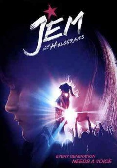 Jem and the Holograms /  Universal Pictures and Allspark Pictures present ; a Blumhouse/Chu Studios production ; in association with SB Projects ; a film by Jon M. Chu ; produced by Jason Blum [and five others] ; screenplay by Ryan Landels ; directed by Jon M. Chu.