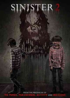 Sinister 2 /  Gramercy Pictures presents ; in association with Entertainment One and IM Global ; produced by Jason Blum, Scott Derrickson ; written by Scott Derrickson & C. Robert Cargil ; directed by Ciarán Foy.