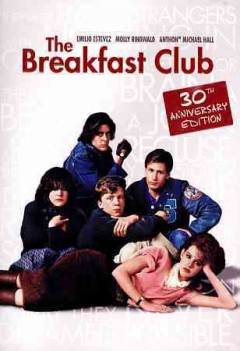 The breakfast club /  Universal ; an A & M Films/Channel production ; a John Hughes film ; executive producers, Gil Friesen and Andrew Meyer ; produced by Ned Tanen and John Hughes ; written and directed by John Hughes. - Universal ; an A & M Films/Channel production ; a John Hughes film ; executive producers, Gil Friesen and Andrew Meyer ; produced by Ned Tanen and John Hughes ; written and directed by John Hughes.
