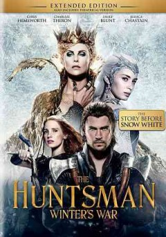 The huntsman : winter's war / written by Evan Spiliotopoulos and Craig Mazin ; directed by Cedric Nicolas-Troyan. - written by Evan Spiliotopoulos and Craig Mazin ; directed by Cedric Nicolas-Troyan.