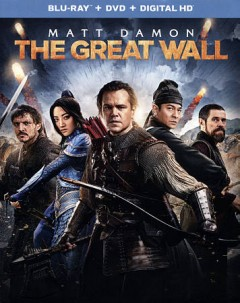 The great wall /  Legendary Pictures and Universal Pictures present ; a Legendary Pictures/Atlas Entertainment production ; a film by Zhang Yimou ; produced by Thomas Tull p.g.a. [and six others] ; screenplay by Carlo Bernard & Doug Miro and Tony Gilroy ; directed by Zhang Yimou. - Legendary Pictures and Universal Pictures present ; a Legendary Pictures/Atlas Entertainment production ; a film by Zhang Yimou ; produced by Thomas Tull p.g.a. [and six others] ; screenplay by Carlo Bernard & Doug Miro and Tony Gilroy ; directed by Zhang Yimou.