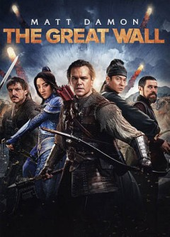The great wall /  Legendary Pictures and Universal Pictures present ; a Legendary Pictures/Atlas Entertainment production ; a film by Zhang Yimou ; produced by Thomas Tull p.g.a. [and six others] ; screenplay by Carlo Bernard & Doug Miro and Tony Gilroy ; directed by Zhang Yimou.