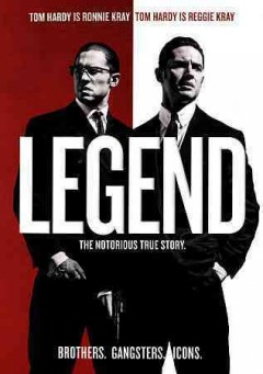 Legend /  Universal Pictures, Cross Creek Pictures and Studiocanal present ; produced by Tim Bevan [and four others] ; written and directed by Brian Helgeland.