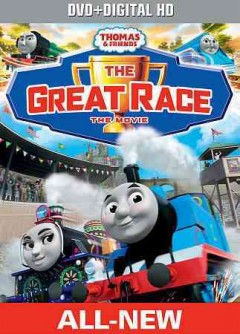 Thomas & Friends the Great Race.