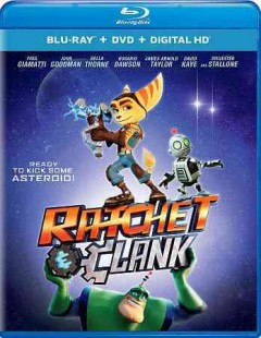 Ratchet & Clank /  Gramercy Pictures and Rainmaker Entertainment presents ; a Rainmaker Entertainment and Blockade Entertainment film ; produced by Kim Dent [and others] ; written by T.J. Fixman, Kevin Munroe, Gerry Swallow ; directed by Kevin Munroe.