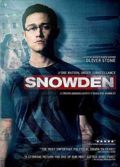 Snowden /  Open Road Films and Endgame present ; in association with Wild Bunch ; produced by Moritz Borman, Fernando Sulchin, Philip Schulz-Deyle and Eric Kopeloff ; screenplay by Kieran Fitzgerald & Oliver Stone ; directed by Oliver Stone.