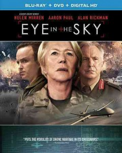 Eye in the sky /  produced by Ged Doherty, Colin Firth, David Lancaster ; written by Guy Hibbert ; directed by Gavin Hood.