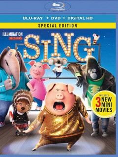 Sing /  Illumination presents ; Universal Pictures presents ; a Chris Meledandri production ; produced by Chris Meleldandri p.g.a., Janet Healy p.g.a ; written and directed by Garth Jennings.