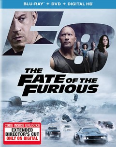 The fate of the furious /  Universal Pictures presents and Original Film/One Race Films production ; written by Chris Morgan ; directed by F. Gary Gray. - Universal Pictures presents and Original Film/One Race Films production ; written by Chris Morgan ; directed by F. Gary Gray.