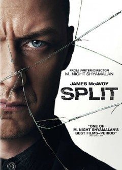 Split /  director, M. Night Shyamalan.