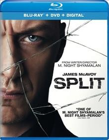 Split /  director, M. Night Shyamalan. - director, M. Night Shyamalan.