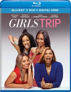 Girls trip /  Universal Pictures presents in association with Perfect World Pictures ; produced by Will Packer, Malcolm D. Lee ; screenplay by Kenya Barris & Tracy Oliver ; directed by Malcolm D. Lee. - Universal Pictures presents in association with Perfect World Pictures ; produced by Will Packer, Malcolm D. Lee ; screenplay by Kenya Barris & Tracy Oliver ; directed by Malcolm D. Lee.