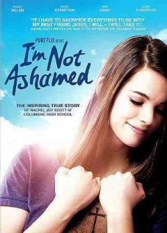 I'm not ashamed /  Pure Flix and Visible Pictures present ; produced by Chuck Howard, Brad Allen, Martin Michael, Nise Davies ; written by Bodie Thoene, Robin Hanley, Kari Redmond, Philipa Booyens ; directed by Brian Baugh.