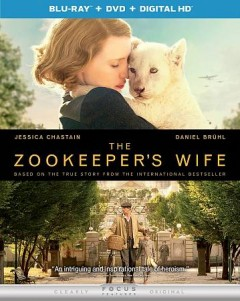 The zookeeper's wife /  a Scion Films production ; an Electric City Entertainment, Tollin Productions and Rowe Miller Productions production ; a film by Niki Caro ; produced by Jeff Abberley p.g.a, Jamie Patricof p.g.a., Diane Miller Levin p.g.a., Kim Zubick p.g.a. ; written by Angela Workman ; directed by Niki Card. - a Scion Films production ; an Electric City Entertainment, Tollin Productions and Rowe Miller Productions production ; a film by Niki Caro ; produced by Jeff Abberley p.g.a, Jamie Patricof p.g.a., Diane Miller Levin p.g.a., Kim Zubick p.g.a. ; written by Angela Workman ; directed by Niki Card.