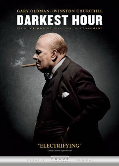 Darkest hour /  Focus Features presents ; in association with Perfect World Pictures ; a Working Title production ; a Joe Wright film ; directed by Joe Wright ; produced by Tim Bevan, Eric Fellner, Lisa Bruce, Anthony McCarten, Douglas Urbanski ; written by Anthony McCarten.