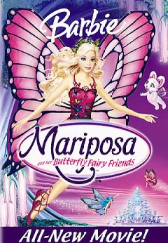 Barbie : Mariposa and her butterfly fairy friends.