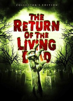 The return of the living dead /  Hemdale Film Corporation presents a Fox Films, Ltd. production ; story by Rudy Ricci & John Russo & Russ Streiner ; screenplay by Dan O'Bannon ; produced by Tom Fox ; directed by Dan O'Bannon.