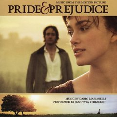 Pride & prejudice : music from the motion picture / music by Dario Marianelli