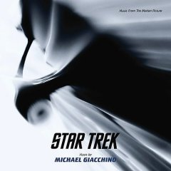 Star trek : music from the motion picture / Michael Giacchino.