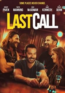 Last call /  written and directed by Paolo Pilladi. - written and directed by Paolo Pilladi.