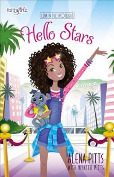 Hello stars /  Alena Pitts with Wynter Pitts.