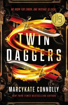 Twin daggers /  MarcyKate Connolly. - MarcyKate Connolly.