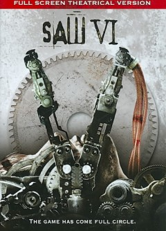 Saw VI /  a Bigger Boat ; Twisted Pictures ; produced by Mark Burg, Oren Koules ; screenplay by Marcus Dunstan, Patrick Melton ; directed by Kevin Greutert. - a Bigger Boat ; Twisted Pictures ; produced by Mark Burg, Oren Koules ; screenplay by Marcus Dunstan, Patrick Melton ; directed by Kevin Greutert.