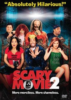 Scary movie 2 /  a Dimension Films presentation, a film by Keenen Ivory Wayans, a Wayans Bros. Entertainment production in association with Gold-Miller, Brad Grey Pictures ; producer, Eric L. Gold ; writers, Shawn Wayans, Marlon Wayans, Alyson Fouse, Greg Grabiansky, Dave Polsky, Michael Anthony Snowden, Craig Wayans ; director, Keenen Ivory Wayans. - a Dimension Films presentation, a film by Keenen Ivory Wayans, a Wayans Bros. Entertainment production in association with Gold-Miller, Brad Grey Pictures ; producer, Eric L. Gold ; writers, Shawn Wayans, Marlon Wayans, Alyson Fouse, Greg Grabiansky, Dave Polsky, Michael Anthony Snowden, Craig Wayans ; director, Keenen Ivory Wayans.