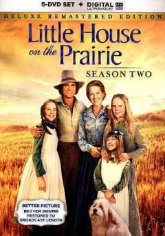 Little house on the prairie : season two [5-disc set] / an NBC production in association with Ed Friendly ; directed by Michael Landon [and others] ; produced by Michael Landon [and others].