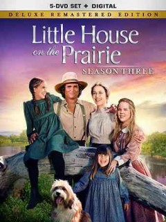 Little house on the prairie : season three [5-disc set] / an NBC production in association with Ed Friendly ; [writers], Michael Landon [and others] ; [directors], Michael Landon [and others].