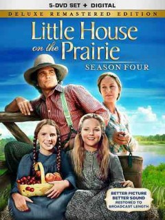 Little house on the prairie : season four [5-disc set] / an NBC production in association with Ed Friendly ; [writers], Michael Landon [and others] ; [directors], Michael Landon [and others].