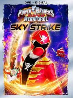 Power Rangers Super Megaforce [4-disc set] /  SCG Power Rangers ; directors, Jonathan Tzachor, Jonathan Brough ; producers, Jonathan Tzachor, Elie Dekel, Brian Casentini.