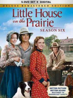 Little house on the prairie : season six [5-disc set] / an NBC production in association with Ed Friendly ; [writers], Michael Landon [and others] ; [directors], Michael Landon [and others].