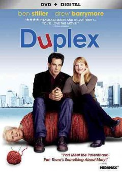 Duplex /  a Red Hour Films/Flower Films production ; produced by Stuart Cornfeld [and four others] ; written by Larry Doyle ; directed by Danny DeVito. - a Red Hour Films/Flower Films production ; produced by Stuart Cornfeld [and four others] ; written by Larry Doyle ; directed by Danny DeVito.