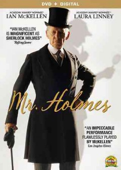 Mr. Holmes /  Miramax and Roadside Attractions, AI Film and BBC Films present ; directed by Bill Condon ; screenplay by Jeffrey Hatcher ; produced by Anne Carey, Iain Canning, Emile Sherman.