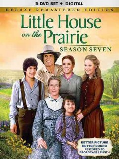 Little house on the prairie : season seven [5-disc set] / an NBC production in association with Ed Friendly ; [writers], Michael Landon [and others] ; [directors], Michael Landon [and others].