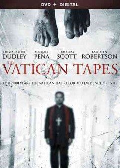 The Vatican tapes /  Lionsgate and Lakeshore Entertainment present a Lakeshore Entertainment Lionsgate production; director, Mark Neveldine ; writers, Christopher Borrelli, Michael C. Martin ; producers, Tom Rosenberg, Gary Lucchesi, Richard Wright, Chris Morgan, Chris Cowles.