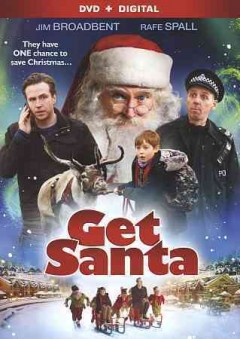 Get Santa /  Wrekin Hill Entertainment presents a Scott Free Films, Ingenious Media and BFI presentation in association with Warner Bros. Pictures, Altitude Film Entertainment, Screen Yorkshire Chimney and Lipsync Film/ Väst ; directed and written by Christopher Smith ; producer, Liza Marshall. - Wrekin Hill Entertainment presents a Scott Free Films, Ingenious Media and BFI presentation in association with Warner Bros. Pictures, Altitude Film Entertainment, Screen Yorkshire Chimney and Lipsync Film/ Väst ; directed and written by Christopher Smith ; producer, Liza Marshall.