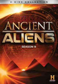Ancient Aliens - the complete Season 9.