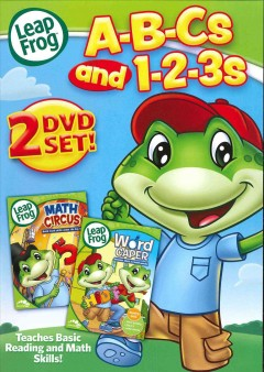 Leapfrog Abc's and 1-2-3's.