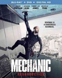 Mechanic : Resurrection / Summit Entertainment and Millennium Films present ; a film by Dennis Gansel ; a Chartoff Winkler production and Millennium Films production ; produced by John Thompson [and three others] ; screenplay by Philip Shelby and Tony Mosher ; directed by Dennis Gansel. - Summit Entertainment and Millennium Films present ; a film by Dennis Gansel ; a Chartoff Winkler production and Millennium Films production ; produced by John Thompson [and three others] ; screenplay by Philip Shelby and Tony Mosher ; directed by Dennis Gansel.