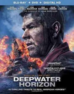 Deepwater horizon /  produced by Lorenzo Di Bonaventura, Mark Vahradian, Mark Wahlberg, Stephen Levinson and David Womark ; screenplay by Matthew Michael Carnahan ; directed by Peter Berg. - produced by Lorenzo Di Bonaventura, Mark Vahradian, Mark Wahlberg, Stephen Levinson and David Womark ; screenplay by Matthew Michael Carnahan ; directed by Peter Berg.