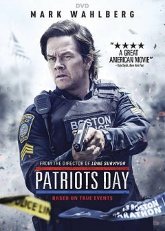 Patriots Day /  directed by Peter Berg ; screenply by Peter Berg & Matt Cook and Joshua Zetumer ; story by Peter Berg & Matt Cook and Paul Tamasy & Eric Johnson ; produced by Scott Stuber, Dylan Clark, Mark Wahlberg, Stephen Levinson, Hutch Parker, Dorothy Aufiero, Michael Radutzky ; a CBS Films and Lionsgate presentation in association with TIK Films (Hong Kong) Ltd. ; a Closest To The Hole/Leverage Entertainment production ; a Bluegrass Films production ; a Hutch Parker Entertainment production ; a Peter Berg film.