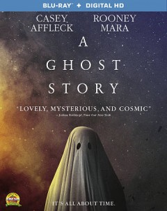 A ghost story /  A24 Films ; director and writer, David Lowery ; producers, Toby Halbrooks, James M. Johnston, Adam Donaghey. - A24 Films ; director and writer, David Lowery ; producers, Toby Halbrooks, James M. Johnston, Adam Donaghey.